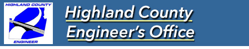 Highland County Engineer